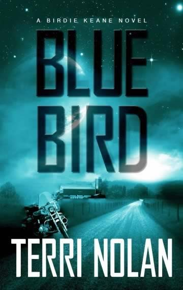 Blue Bird Cover